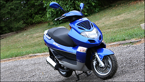 kymco bet and win 150 #6