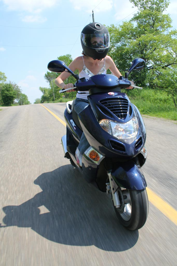kymco bet and win 150 #8
