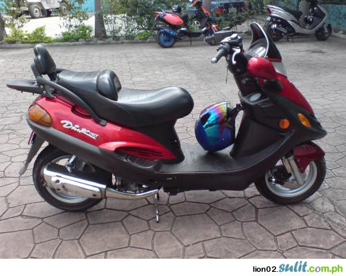 kymco dink 150-pic. 3