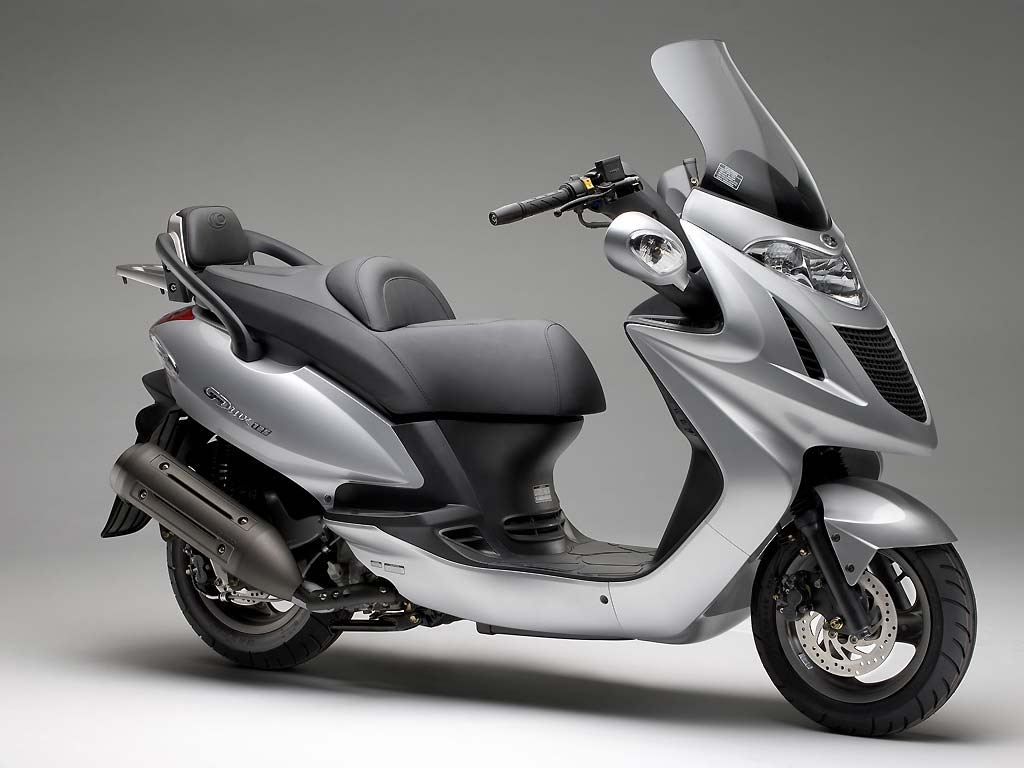 kymco grand dink 125-pic. 1
