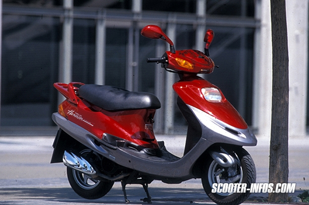 kymco heroism 125-pic. 1