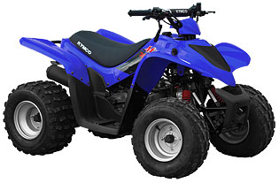 kymco mongoose 70 #3
