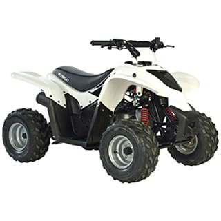 kymco mongoose 70 #4
