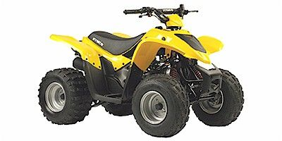kymco mongoose 70 #5