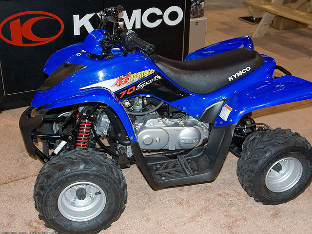 kymco mongoose 70 #7