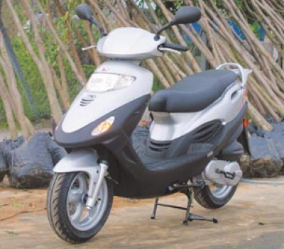kymco movie xl 150 #2