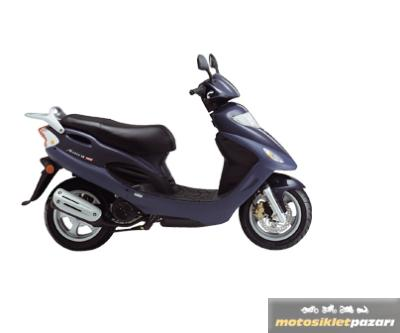 kymco movie xl 150 #6