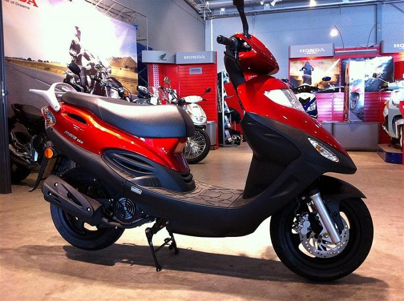 kymco movie xl 150 #8