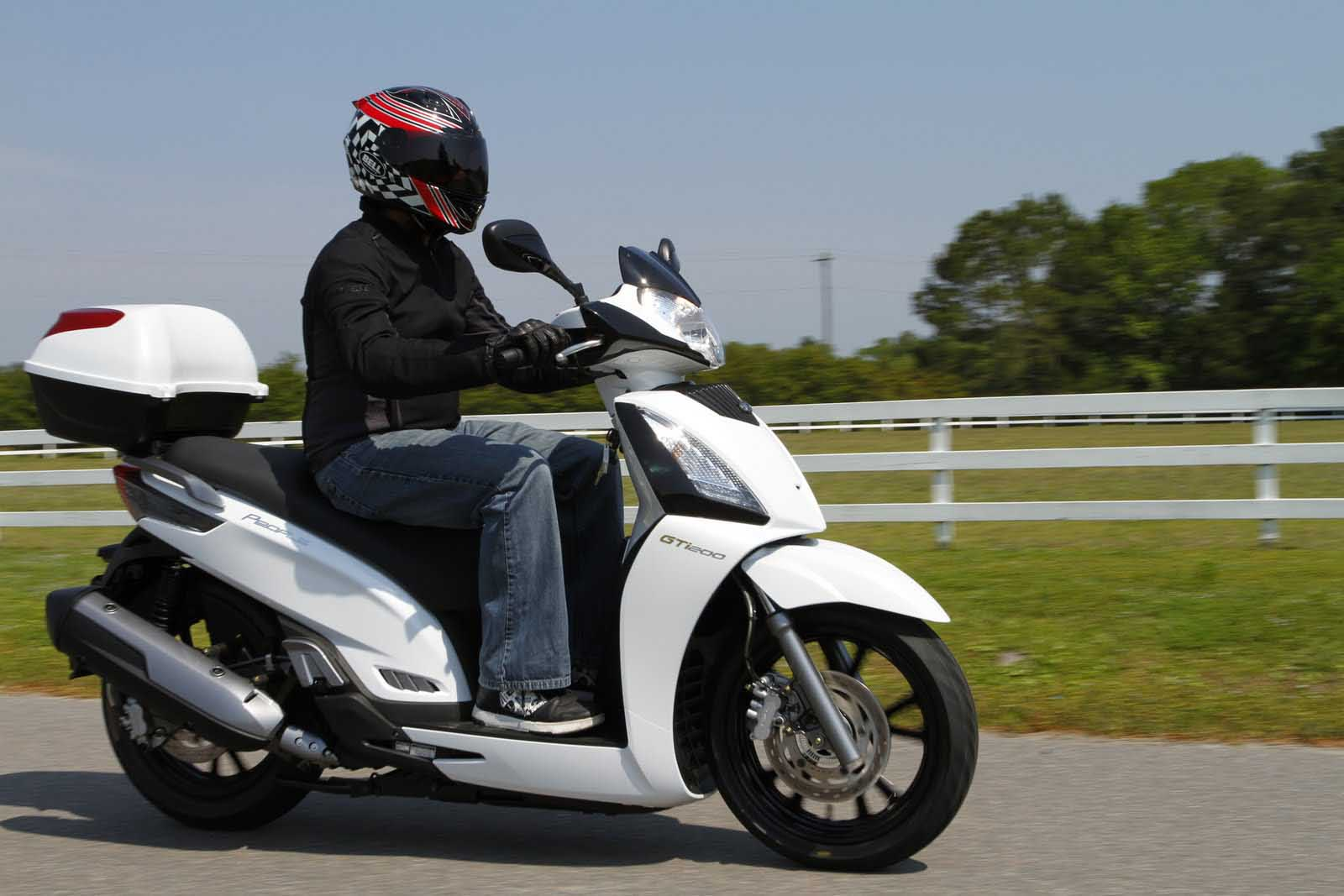kymco people gt 200i #3