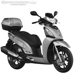 kymco people gt 200i #4
