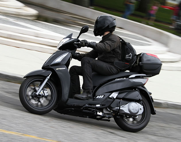 kymco people gt 200i #5