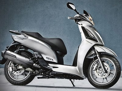 kymco people gt 300i #4