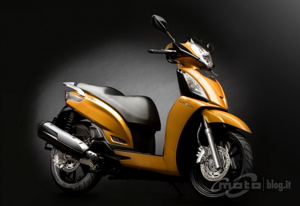 kymco people gt 300i #6