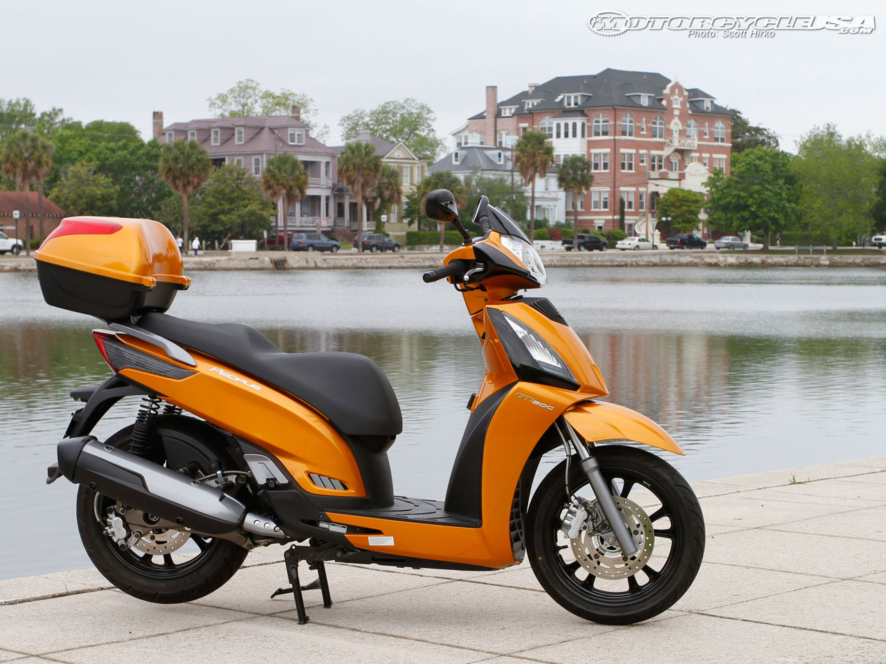 kymco people gt 300i #7