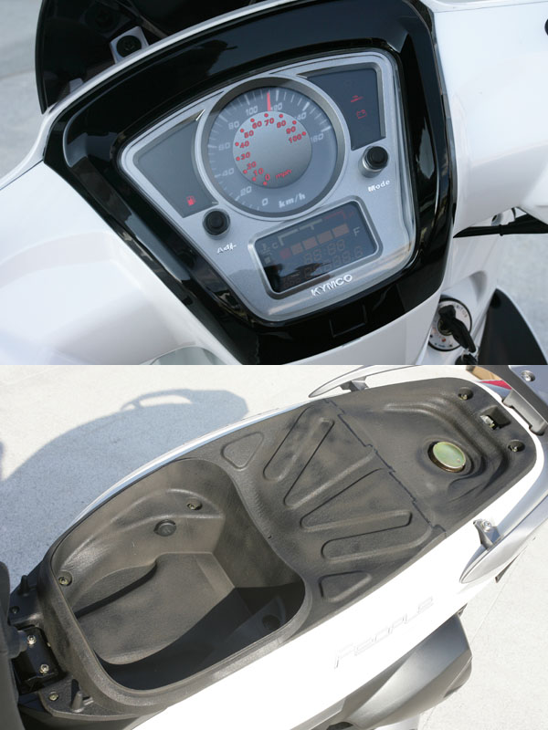 kymco people gt 300i #8