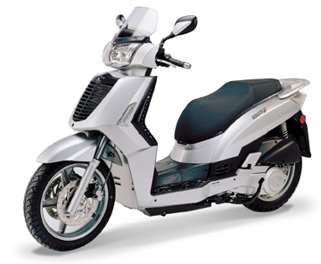 kymco people s 200 #5