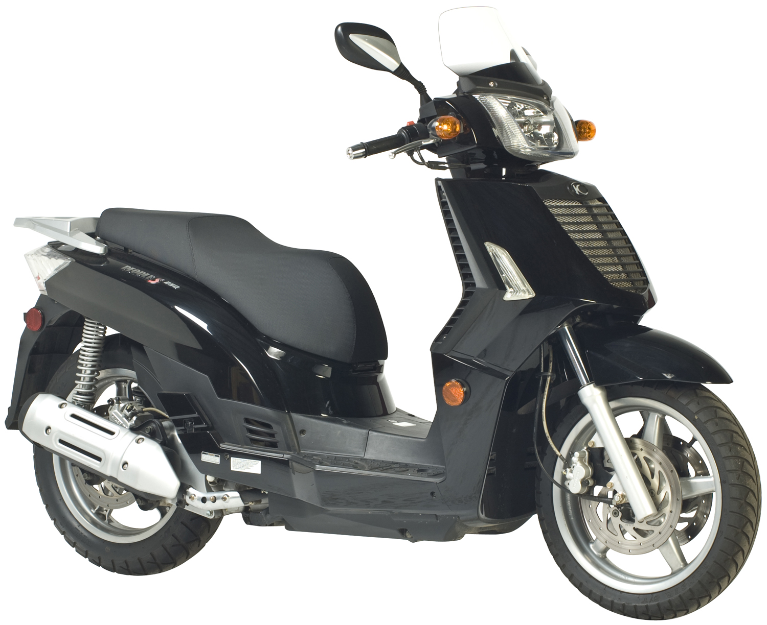 kymco people s 250 #3