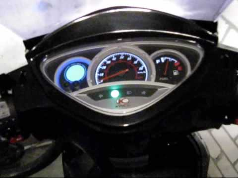 kymco people s 50 4t #6