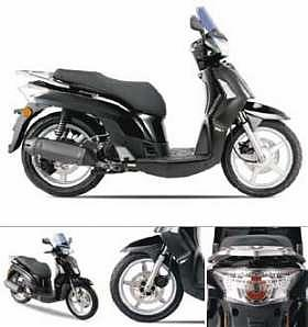 kymco people s 50 4t #7