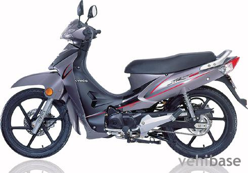 kymco straight 125-pic. 1