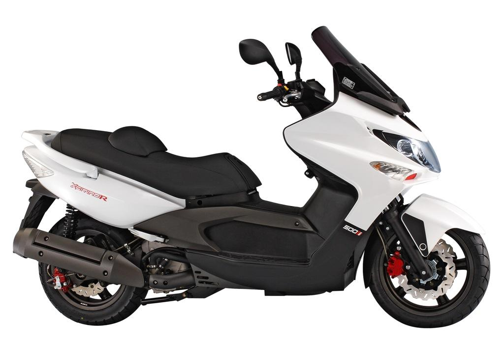 kymco xciting 500 #3