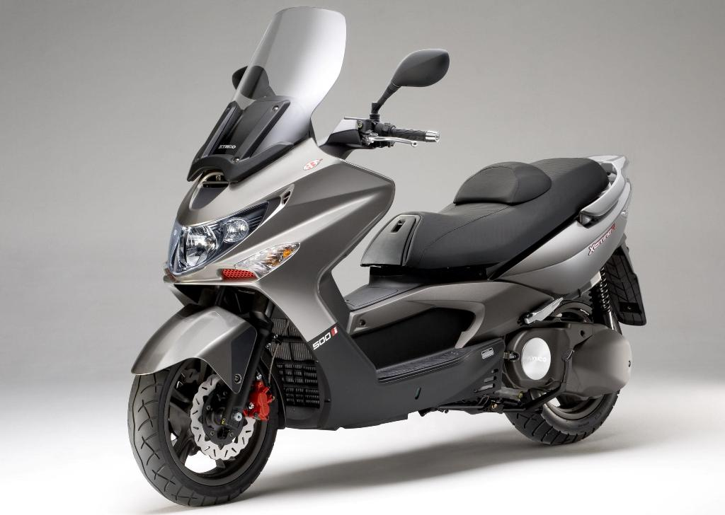 kymco xciting 500 #5