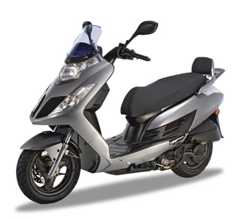 kymco yager gt 125-pic. 1