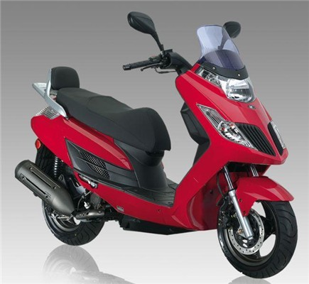 kymco yager gt 125-pic. 2