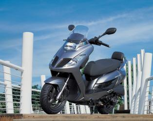 kymco yager gt 125-pic. 3