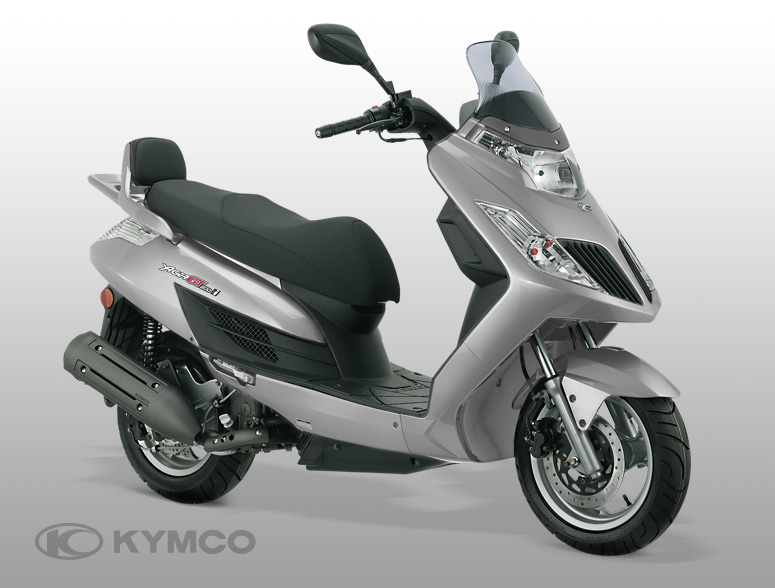 kymco yager gt 125 #4