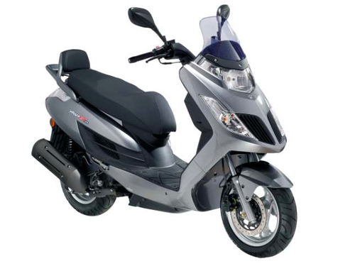kymco yager gt 125 #5