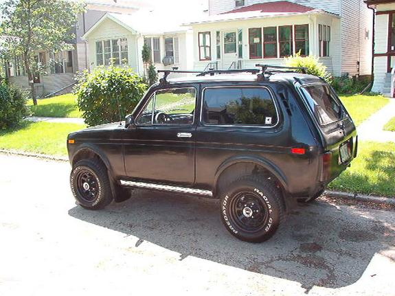 Lada Niva 1 7 Photos And Comments Www Picautos Com