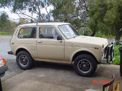 lada niva 1 9 diesel photos and comments. Black Bedroom Furniture Sets. Home Design Ideas