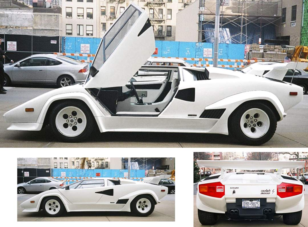 lamborghini countach kit car-pic. 1