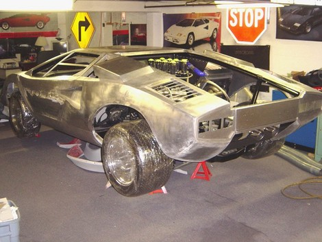 lamborghini countach kit car-pic. 2