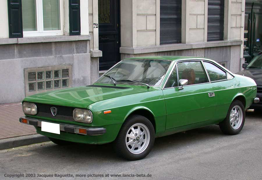 lancia beta 1300 photos and comments. Black Bedroom Furniture Sets. Home Design Ideas