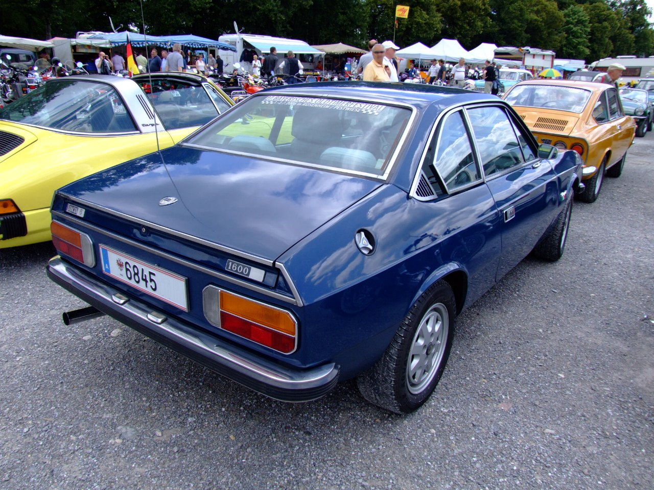lancia beta coupe 1600-pic. 1