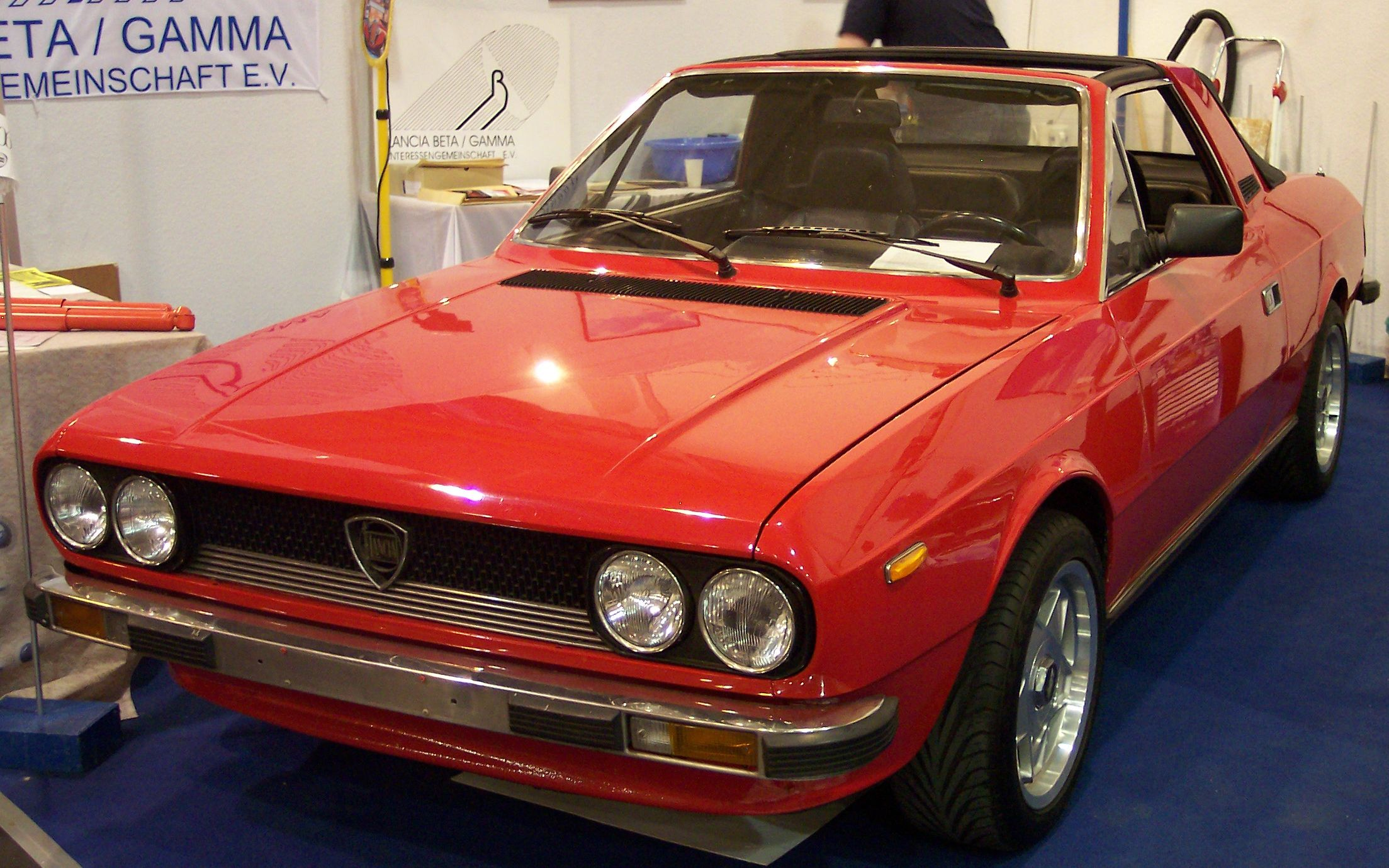 lancia beta spider-pic. 2