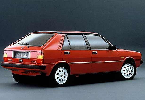 lancia delta 1600 hf turbo photos and comments www. Black Bedroom Furniture Sets. Home Design Ideas