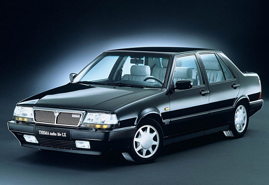lancia thema 2.0 ie turbo #3