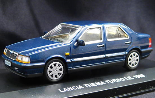 lancia thema 2.0 ie turbo #4