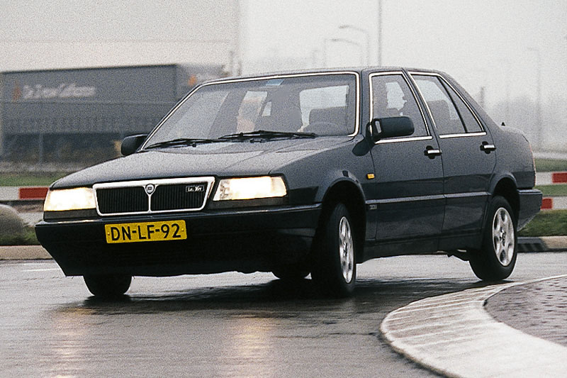 lancia thema 2.0 ie turbo #5