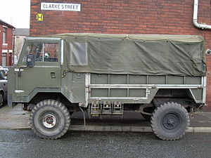 land-rover 101 fc #0