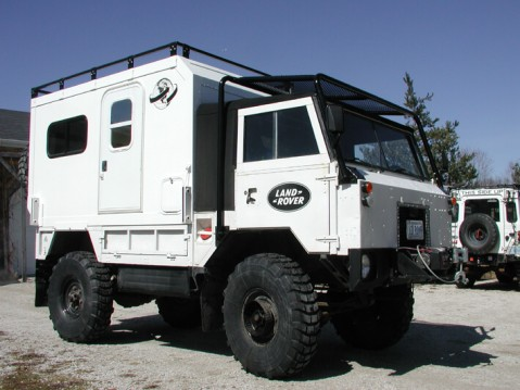land-rover 101 fc #1