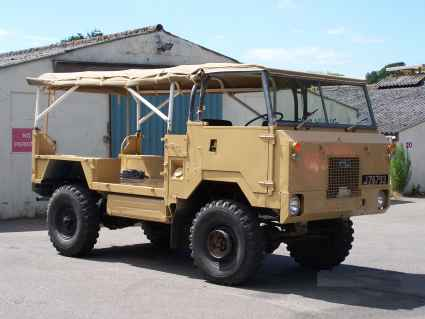 land-rover 101 fc #5