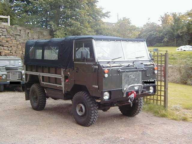 land-rover 101 fc #6