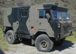 land-rover 101 fc #7