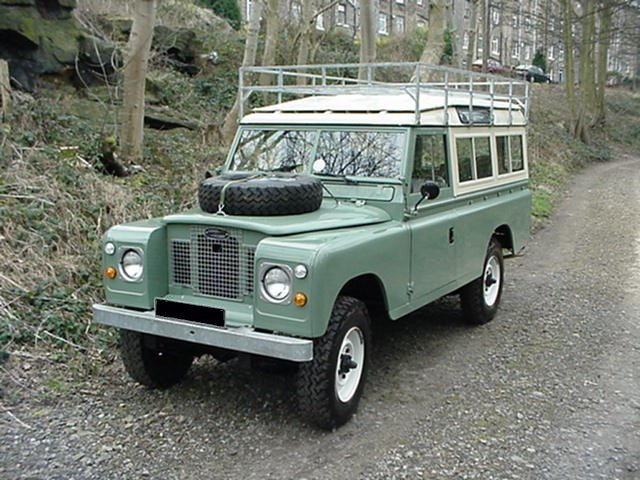 modifications of land rover series. Black Bedroom Furniture Sets. Home Design Ideas