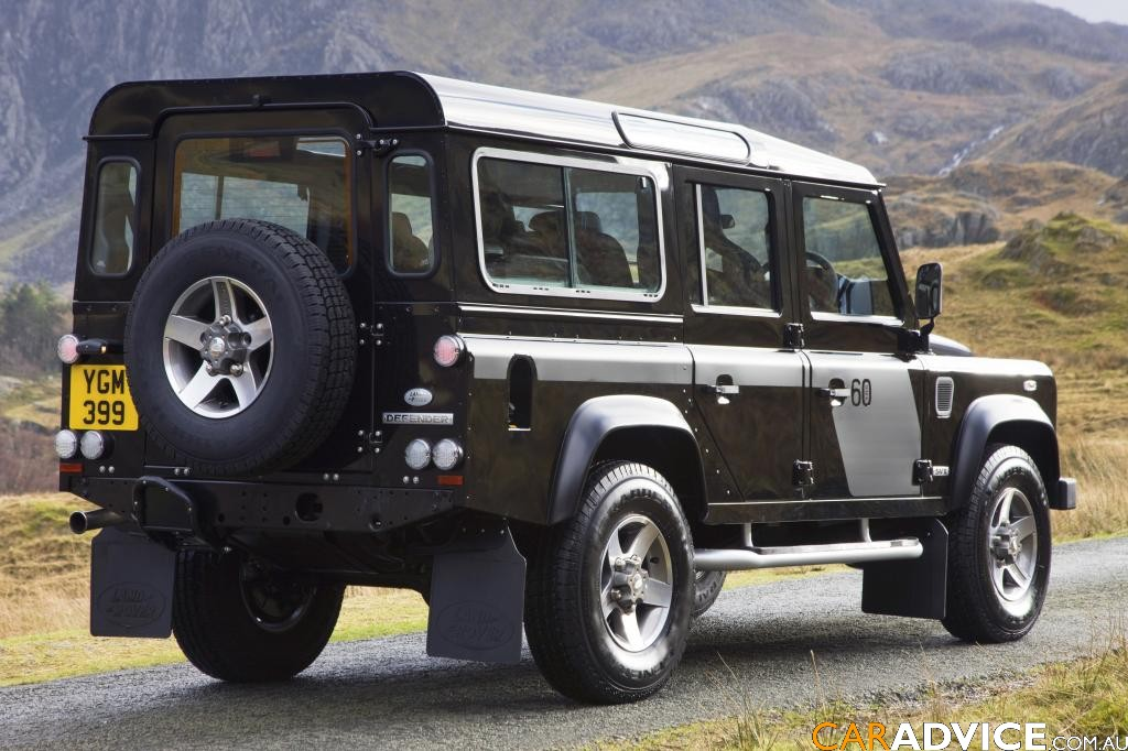 land-rover 110 station wagon #2