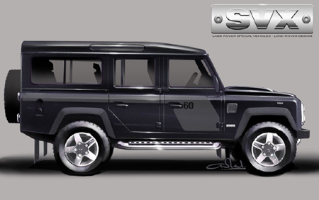 land-rover 110 station wagon #4